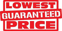 low price guarantee on bark and gravel